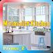 Minimalist Kitchen Design by Prince Z