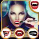 Vampire Halloween Makeup by Sturnham Apps
