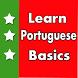 Portuguese Basics Offline by Tafawok Studio