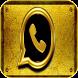 الواتس اب الجديد الذهبي + GOLD by Games 1 & Apps 1