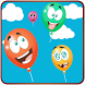 Balloon Pop Smash game kids