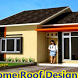 House Roof Design by raradroid