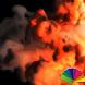 Misty Smoke Firestorm XP Theme by Arjun Arora