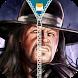 Undertaker Zipper Lock Screen by Heaven Berry