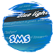 Blue light S.M.S. Skin by Electric neon
