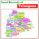 Telangana Land Records Search by 3s App Tech