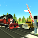 Railroad crossing mania - Ultimate train simulator by Caveman games