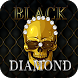 Blackdiamond Keyboard Theme by Keyboard Arts Themes