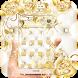 Golden Diamond Rose Theme by Theme Designer