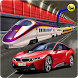 Sports Car vs Train: High Speed Racing Game by PinPrick Gamers
