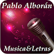 Pablo Alborán Musica&Letras by MutuDeveloper