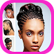 New African Women Hairstyle by ElMurjee Studio