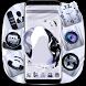 Silver Crystal Edge Effect Theme by Ahl ar-ray solutions pvt ltd