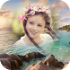 Beach Photo Frame Maker by lynapps