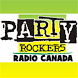 Party Rockers Radio by Nobex Technologies