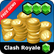 Cheats for Clash Royale prank! by AEScrapper