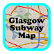 Glasgow Subway Map by Grow Comp
