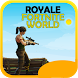 Battle Royale Fortnite World by IZEH