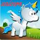 Littel Pony Unicorn by Cheap Hotel