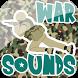 War Sounds, Battle Soundboard by Char Apps