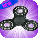 Speed Metal Fidget Spinner by Top Besties