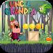 uncle grandpa jungle adventure by devpro7