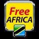 Radio Free Africa Tanzania FM Radio Stations by radiosdobrasilaovivo