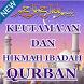 Keutamaan dan Hikmah Ibadah Qurban by Ghanz Apps