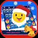 Emoji Xmas Party Theme&Emoji Keyboard by Fun Emoji Theme Creator