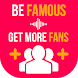 Famous on musically - Heart Fans Booster Simulator by maceoApps