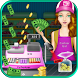 Cash Register Supermarket Girl by FreakyApps