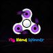 Hand Fidget Spinner by Intelisell (Pvt) Ltd