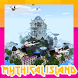 Mythical Island. Minecraft map by Estudio Dolphin