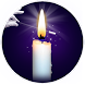 Blow or Shake Magic Candle by Gyngal Studios
