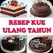Resep Kue Ulang Tahun Simple