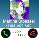 Call from Violetta (Martina Stoessel) by iBat Interactive