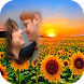 sunflower photo frames costume montage editor by Insa Softtech
