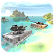 US Navy Tank Water Surfing by Magnet Mind Studios