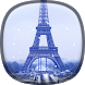 Snow in Paris Live Wallpaper by Phoenix Live Wallpapers