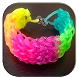 Rubber band bracelets by Juan Garcia Margallo