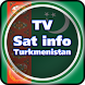 TV Sat Info Turkmenistan by Saeed A. Khokhar