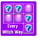 Every Witch Way - Memory Games by SahabatSuper