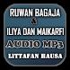 Ruwan Bagaja & Iliya Maikarfi by rrnapps