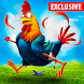 Archery Chicken Shooter Hunting : Archery Games by Gamad Studio