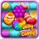 Jelly Candy Match Puzzle Game by osthoro