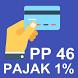 Panduan PP 46 Pajak 1 % by Sentra Referensi
