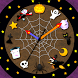 Halloween Clock LWP Trial by Rooty Pict