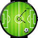 Soccer Watch Face by Zappup