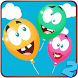clash of Balloon Pop Smash 2 by blackOum soft