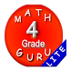 Fourth Grade Math Guru Lite by App-raiser